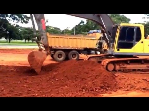 Civil Construction: basic earthwork informations