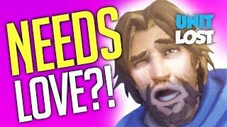 Overwatch - McCree NEEDS Love! (Rework Time?)