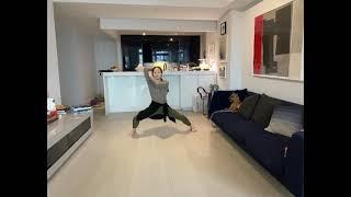 Yin Yue virtual in home dance class on Feb 27th