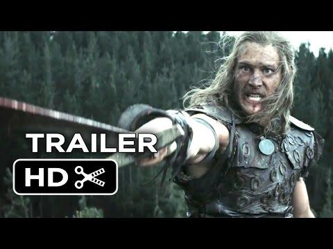 Northmen - A Viking Saga Official Trailer 2 (2015) - Viking Epic Movie HD
