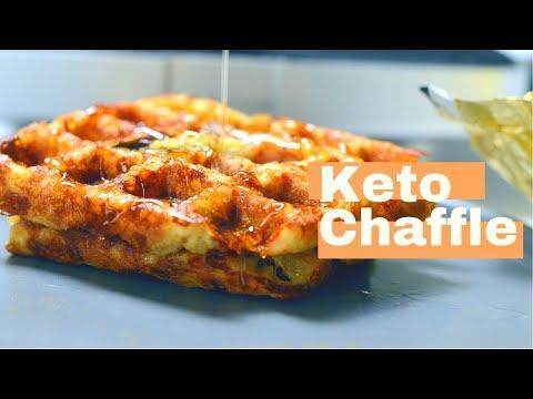 Keto Chaffles Recipe (sweet cinnamon)   The Hangry Woman
