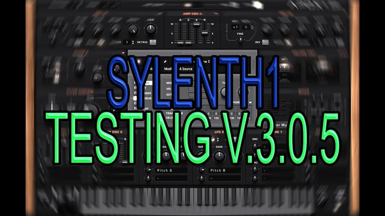 sylenth1 3 0 2