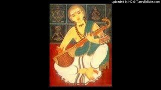 Muthuswamy Dikshitar Kriti-tyAgarAjaM-bhaja-rE--yadukulakAmbhOji--misra-cApu-Vedavalli