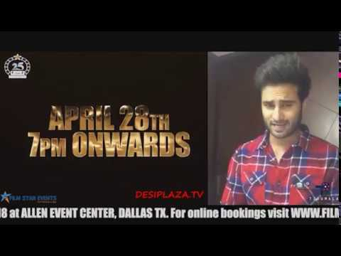 Sudheer Babu invites all for MAA Silver Jubilee Celebrations Event 2018 - Dallas || DesiplazaTV