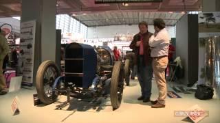 Rétromobile 2014 : 275 km/h avec un moteur d'avion dans les années 1920 !