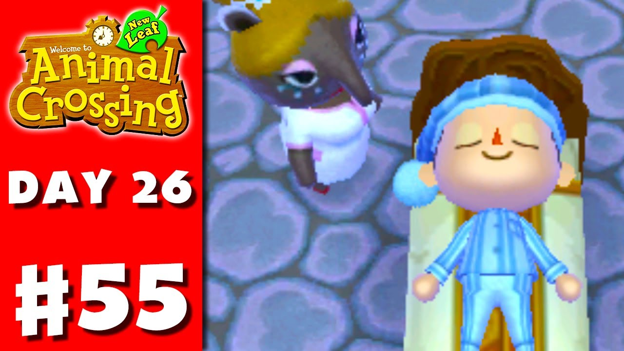 Animal Crossing New Leaf Part 55 Dream Suite Nintendo 3ds Gameplay Walkthrough Day 26 Youtube