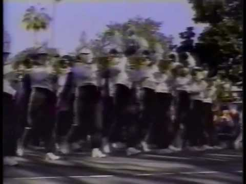 1993 Clovis High School Marching Band - Trek to Tinseltown