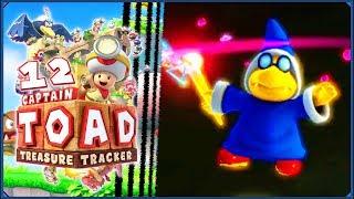 Captain Toad: Treasure Tracker #12 - Charlie i niewidzialne błoto!
