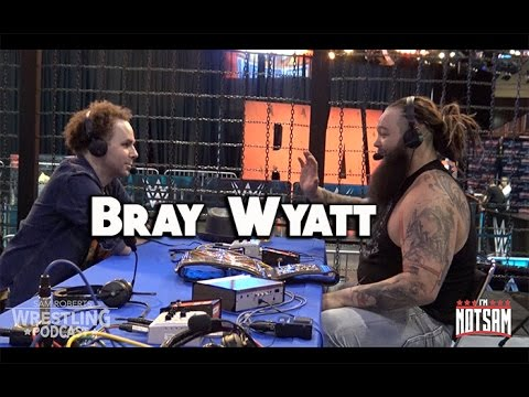 Bray Wyatt - Singles Run, The Rock, Title Win, Wrestlemania, etc - Sam Roberts