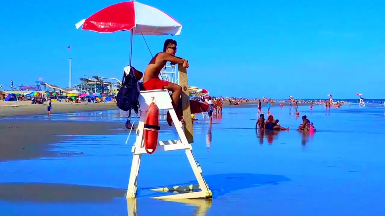 The Lifeguards Dance