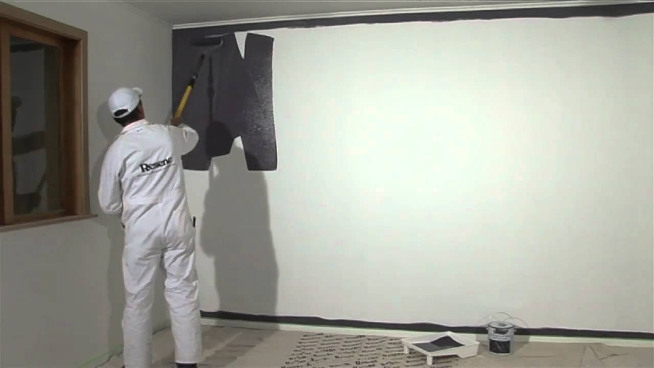 Painting Interior Walls With Resene Ecote