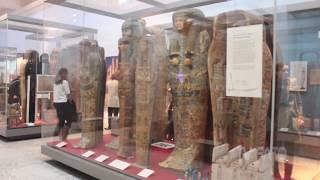 """Museu Britânico  """" The British Museum""""  TV Fato em Londres"""