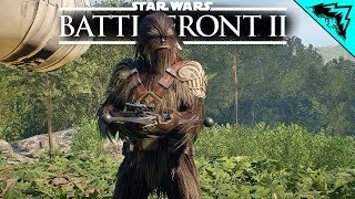 Battlefront 2: GAMEPLAY OPEN BETA (PC Star Wars Battlefront 2 Multiplayer)