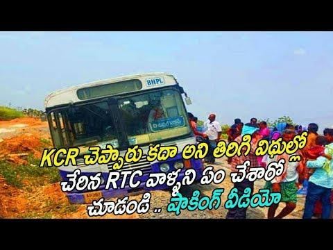 కేసిఆర్ చెప్పారు కదా అని తిరిగి వీధుల్లో చేరిన వారిని ఏం చేశారో చూడండి | Telangana News | Taja30