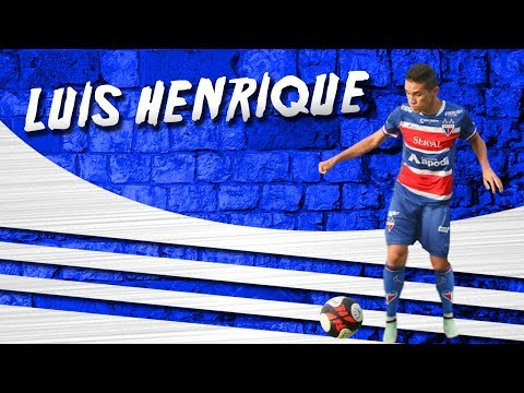 Luiz Henrique - Atacante - Fortaleza