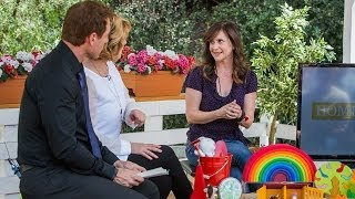 "Home & Family - Kellie Martin Discusses Her First Novel ""Madam."""