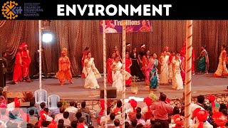 KIT Meraki 2K18 Traditional Day Performance | Environment Department | Fusion of Traditions