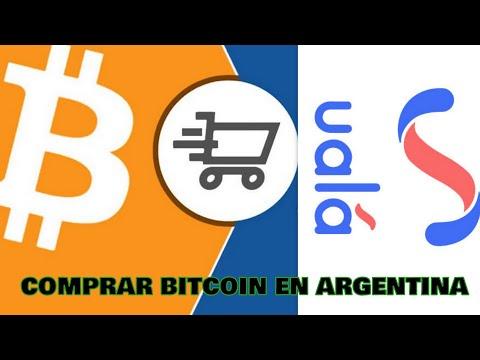 COMO COMPRAR BITCOIN EN ARGENTINA 2020 Y RETIRARLOS EN DINERO REAL ( UALA MERCADO PAGO ETC)