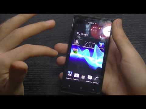 Sony Xperia J. Стильно и недорого.