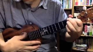 My Favorite Things - ukulele instrumental cover / 私のお気に入り - ウクレレ・ソロ
