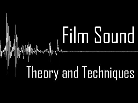 history of sound in film essay Film history as description and explanation  historians of film technology scrutinize cameras, sound recorders, and other equipment  writing an essay on film.