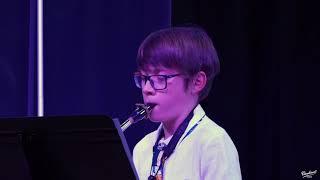 [VIDEO] Finale du premier Concours National d'Interprétation pour jeunes saxophonistes fin de 2nd cycle