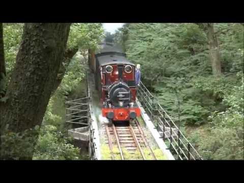 The Talyllyn Railway - Vintage Train