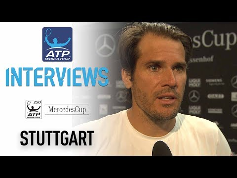 Haas Reflects On Zverev Loss At Stuttgart 2017