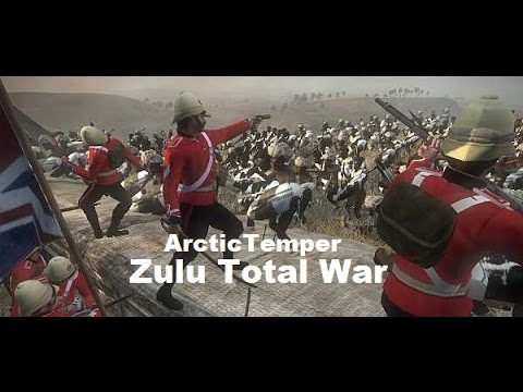 Napoleon Total War: Zulu Mod - Backs To The Cliff