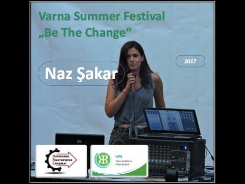 Naz Sakar: Workers Situation in Turkey After The Failed Coup D'état (Varna Summer Festival)