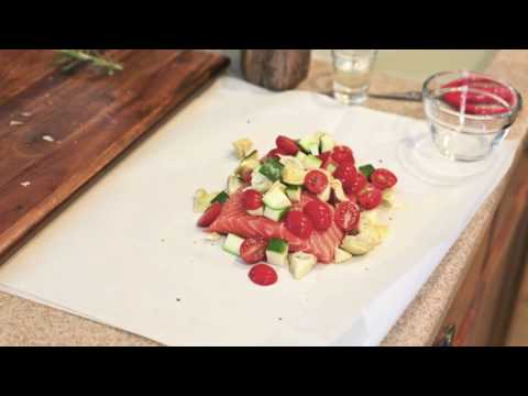 How To Bake Fish In Parchment