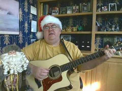 Guitar Lesson - I'll Be Home For Christmas