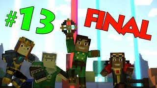 Прохождение Minecraft Story Mode #13 (#3 Ep. 4) НОВЫЙ ОРДЕН! FINAL