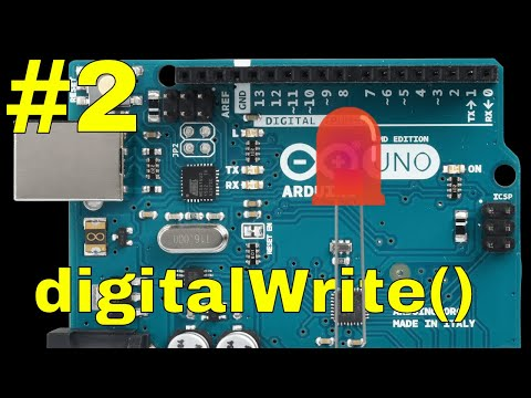 How To Use Digital Write On Arduino - I Used ALL The Pins