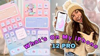 Какво има на телефона ми/iPhone 12 Pro/Erika Doumbova