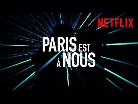 FRENCH LAB AGENCY co-produced PARIS EST A NOUS !