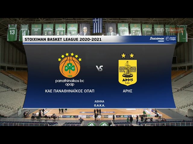 <span class='as_h2'><a href='https://webtv.eklogika.gr/basket-league-2020-2021-panathinaikos-aris-28-02-2021-ert' target='_blank' title='Basket League 2020 2021: Παναθηναϊκός - ΑΡΗΣ | 28/02/2021 | ΕΡΤ'>Basket League 2020 2021: Παναθηναϊκός - ΑΡΗΣ | 28/02/2021 | ΕΡΤ</a></span>