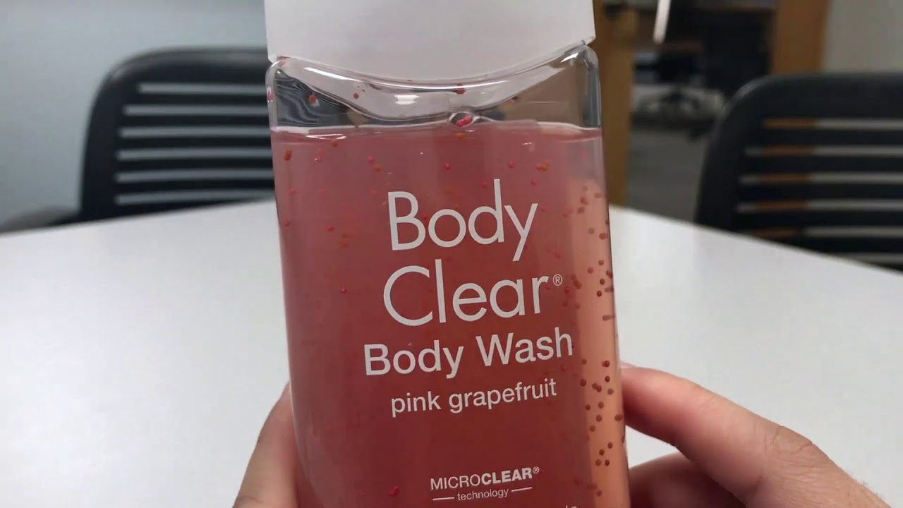 How To Use Neutrogena Body Clear Grapefruit Body Wash Review