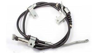 Замена троса ручника Chevrolet Aveo Т250