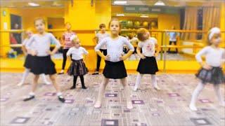 Я на уроке по хореографии для детей моей танцевальной группы(Мне очень нравиться заниматься танцами! Смотрите наш урок по хореографии. В нашей школе детских танцев..., 2016-03-16T18:39:54.000Z)