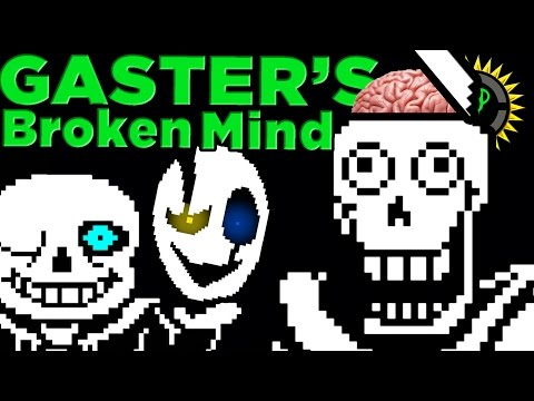 Thumbnail: Game Theory: Gaster's Identity REVEALED! (Undertale)