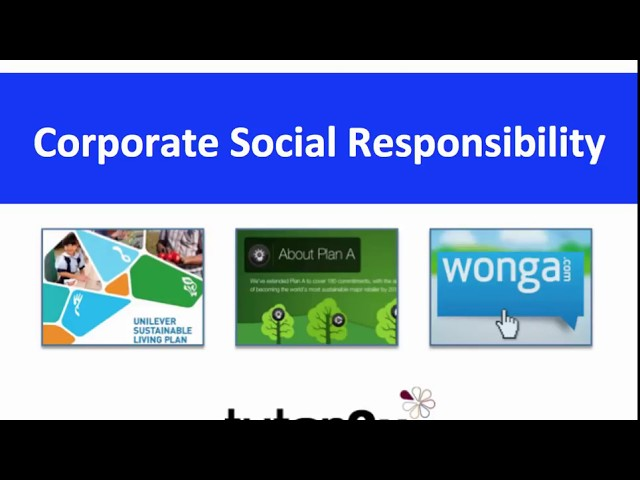 essays on corporate social responsibility Corporate social responsibility social responsibility they think in terms of the problems that arise when corporate enterprise casts its shadow on essays.