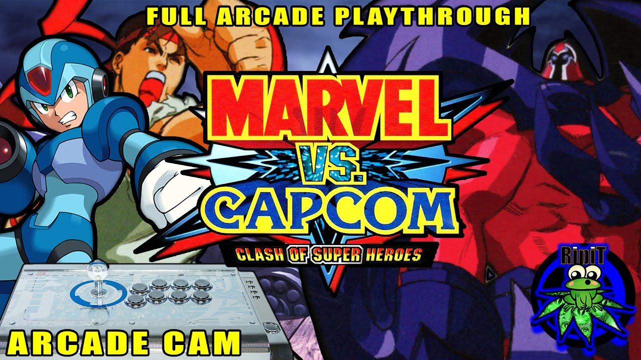 Como Baixar e Instalar Marvel vs Capcom Clash of Super Heroes