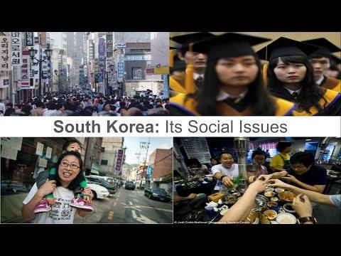 South Korea: Social Issues