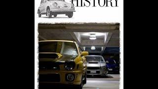 История компании Subaru