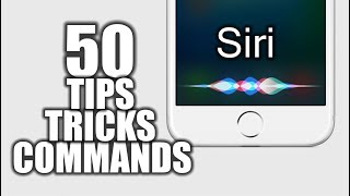 50 Best Tips Tricks & Hidden Commands for Siri