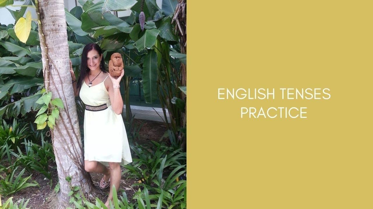 Procvičte si anglické časy