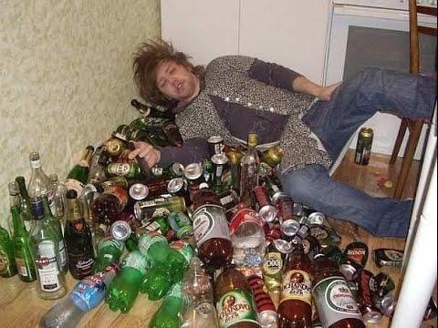 алкоголизм и смерть в России