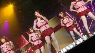 KARA - Pretty Girl, 카라 - 프리티 걸, Music Core 20081220