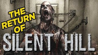 Silent Hill Being REBOOTED Into Two Different Games